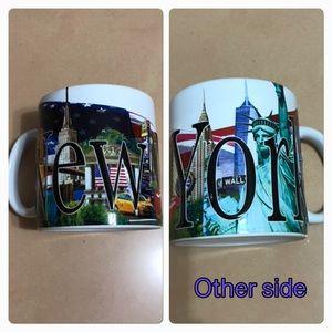 New York big mug